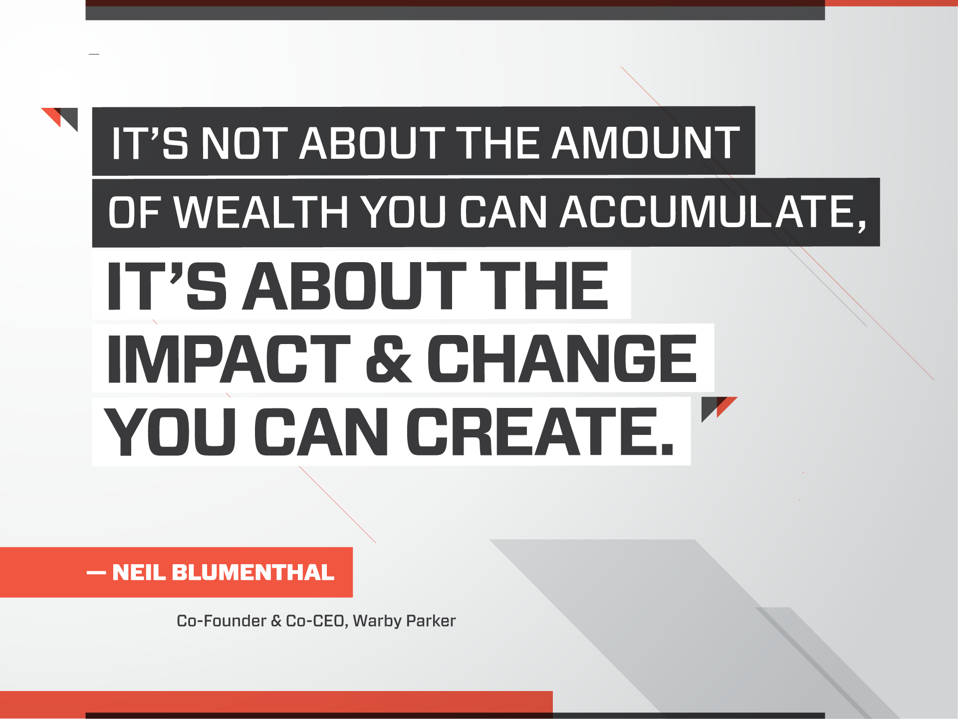 neil-blumenthal quote